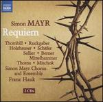Simon Mayr: Requiem