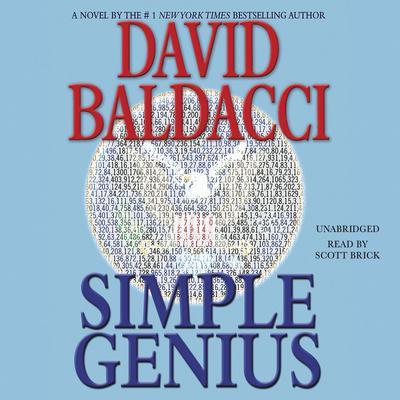 Simple Genius - Baldacci, David