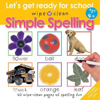 Simple Spelling - Priddy, Roger