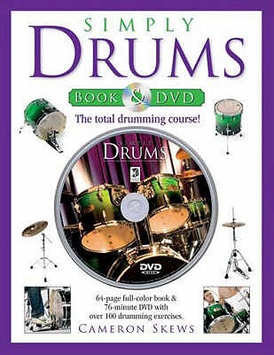 Simply Drums: The Total Drumming Course! - Skews, Cameron