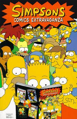 Simpsons Comics Extravaganza - Groening, Matt