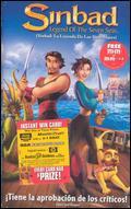 Sinbad: Legend of the Seven Seas - Patrick Gilmore; Tim Johnson