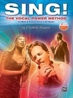 Sing!: Book, 4 CDs & DVD - Howard, Elisabeth
