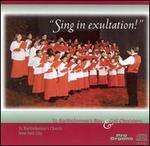 Sing in Exultation!
