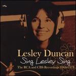 Sing Lesley Sing: The RCA & CBS Recordings 1968-1972