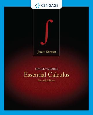 Single Variable Essential Calculus - Stewart, James