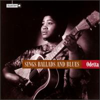 Sings Ballads and Blues - Odetta