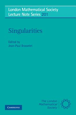 Singularities - Brasselet, Jean-Paul