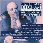 Sir Thomas Beecham Conducts Berlioz, Grétry, Méhul, Massenet
