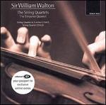 Sir William Walton: The String Quartets