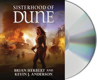 Sisterhood of Dune - Herbert, Brian