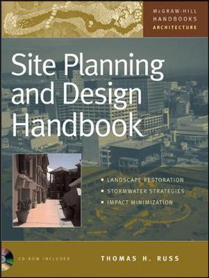 Site Planning and Design Handbook - Russ, Thomas H, and Russ Thomas