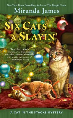 Six Cats a Slayin' - James, Miranda