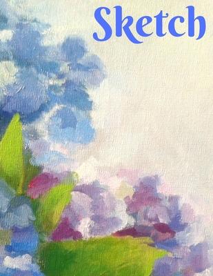 Sketch Book: Blank Artist Sketchbook, Sketching, Drawing and Creative Doodling - Davis, Carolyn