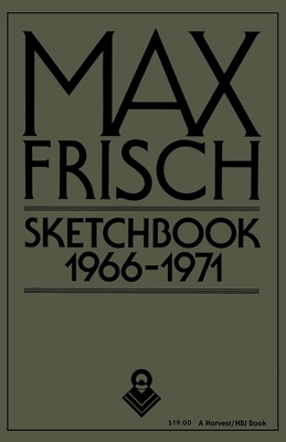 Sketchbook 1966-1971 - Frisch, Max