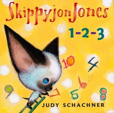 Skippyjon Jones 1-2-3 - Schachner, Judy