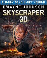 Skyscraper [Includes Digital Copy] [3D] [Blu-ray]