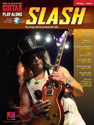 Slash: Guitar Play-Along Volume 143 - Slash (Creator)