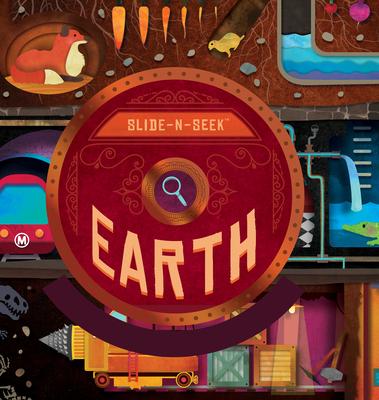 Slide-N-Seek: Earth - Miles, David