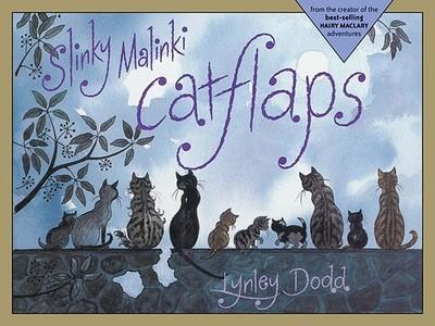 Slinky Malinki Catflaps - Dodd, Lynley