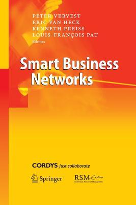 Smart Business Networks - Vervest, Peter H M (Editor)