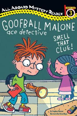 Smell That Clue! - Mooser, Stephen