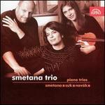 Smetana, Suk, Nov�k: Piano Trios