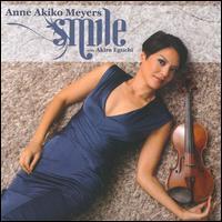 Smile - Akira Eguchi (piano); Anne Akiko Meyers (violin)