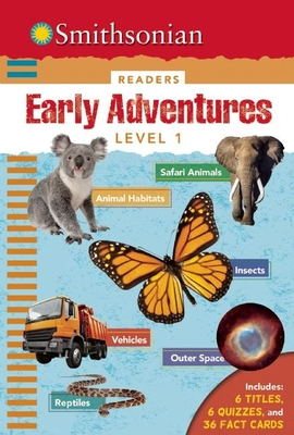 Smithsonian Readers: Early Adventures Level 1 - Scott-Royce, Brenda