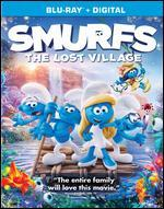 Smurfs: The Lost Village [Includes Digital Copy] [UltraViolet] [Blu-ray]