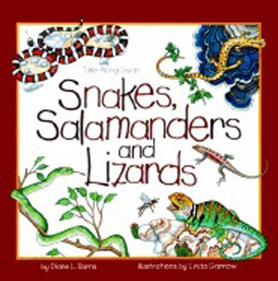 Snakes, Salamanders & Lizards - Burns, Diane
