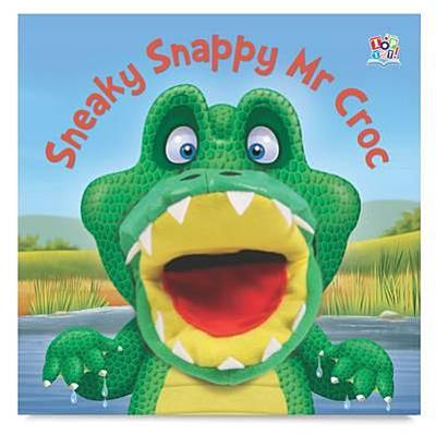 Sneaky Snappy Mr Croc - Thomson, Kate