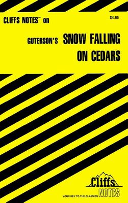 Snow Falling on Cedars - Wasowski, Richard P, M.A.