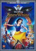 Snow White and the Seven Dwarfs [3 Discs] [Blu-Ray/DVD] - Ben Sharpsteen; David Hand; Dick Richard; Dorothy Ann Blank; Larry Morey; Merrill de Maris; Perce Pearce; Richard Creedon;...
