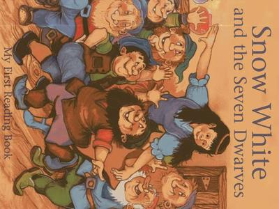 Snow White and the Seven Dwarves (floor Book): My First Reading Book - Brown, Janet (Retold by)