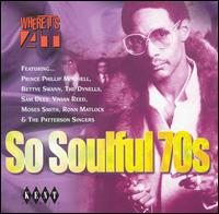 So Soulful 70's - Various Artists