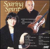 Soaring Spirit - Angelin Chang (piano); Joseph de Pasquale (viola)