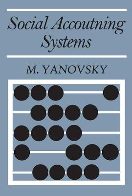 Social Accounting Systems - Yanovsky, M