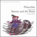 Society for New Music presents Pinocchio & Beauty and the Beast