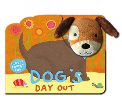 Softie Book - Puppy -