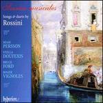 Soirées musicales: Songs & Duets by Rossini