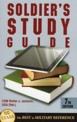 Soldier's Study Guide - Jackson, Walter J