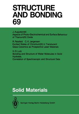 Solid Materials - Augustynski, Jan (Contributions by)