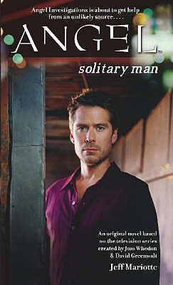 Solitary Man - Mariotte, Jeff, MR