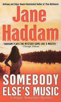 Somebody Else's Music - Haddam, Jane