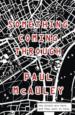 Something Coming Through - McAuley, Paul