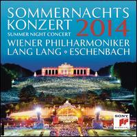 Sommernachtskonzert (Summer Night Concert) 2014 - Lang Lang (piano); Vienna Philharmonic Orchestra; Christoph Eschenbach (conductor)