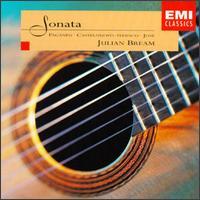 Sonata - Julian Bream (guitar)