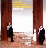Sonatas: Enescu, Prokofiev, Shostakovich