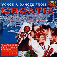 Songs and Dances from Croatia (Across the Drava River) - Zagreb Folk Dance Ensemble